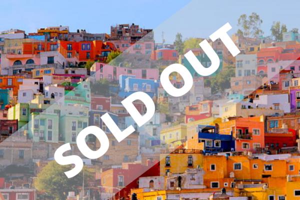 Guanajuato Sold Out