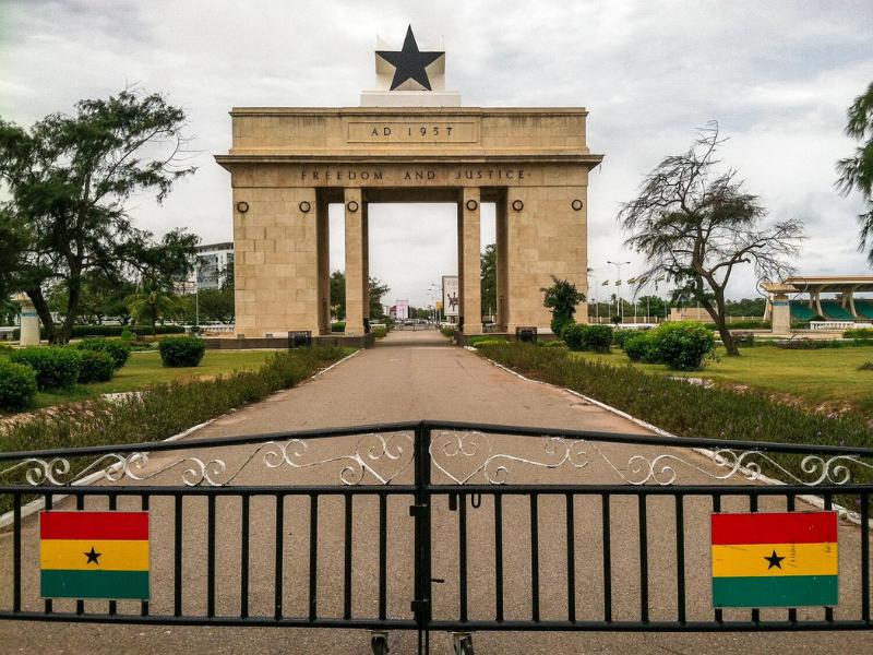 Ghana Humanitarian Trip