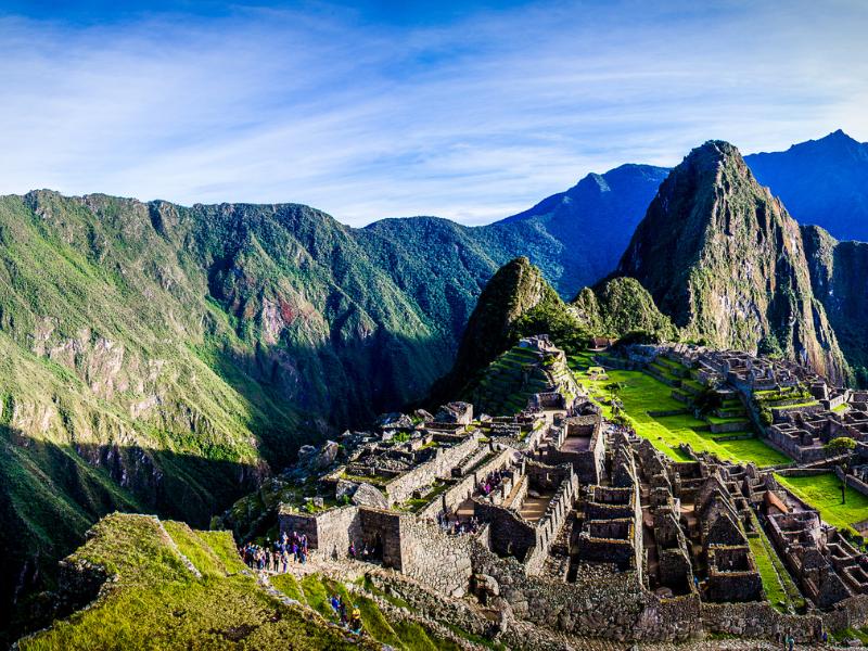 Chair The Hope Machu Picchu Peru